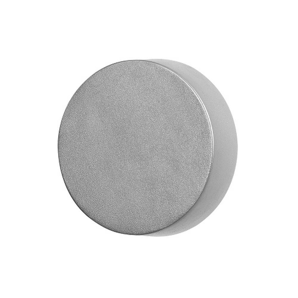 Alu LED Wandleuchte PESARO, grau außen Konstsmide 7909-310